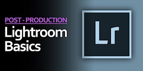 Lightroom Basics tickets