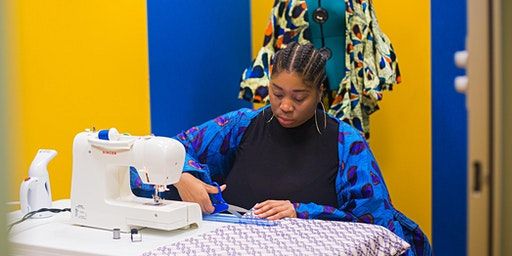 Basic Sewing with Instructor  Melody Asherman  (4 class course)