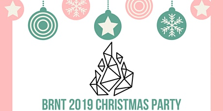 2019 BRNT Christmas Party tickets