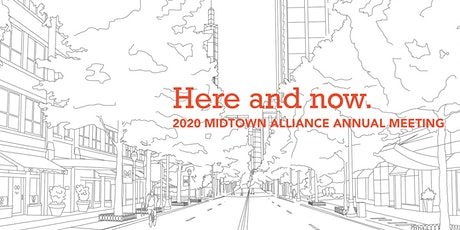 2020 Midtown Alliance Annual Meeting tickets