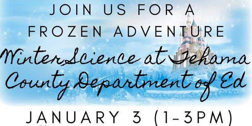 Frozen Winter Science at TCDE 2020