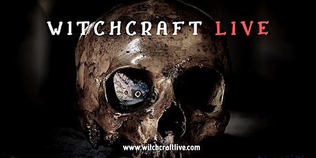 Witchcraft Live - Ouija tickets