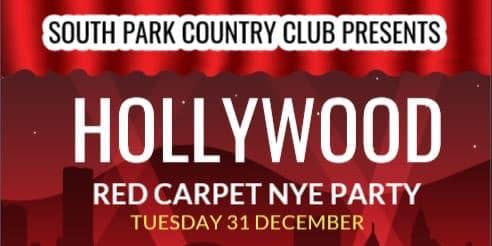 New Years Eve Party at South Park Country Club