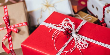 Treasure Boxes - Christmas Gift Wrapping tickets