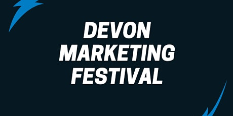 Devon Marketing Festival tickets