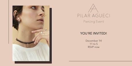 Pilar Agueci Piercing Event tickets