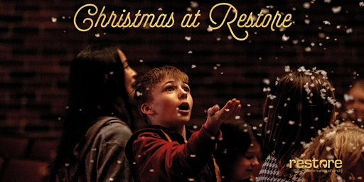 Christmas At Restore- Park Hill