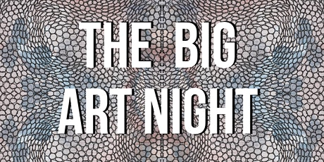 The Big Art Night tickets