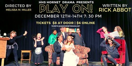 "Huntsville Theater - Play On"" by Rick Abbott 12.14"