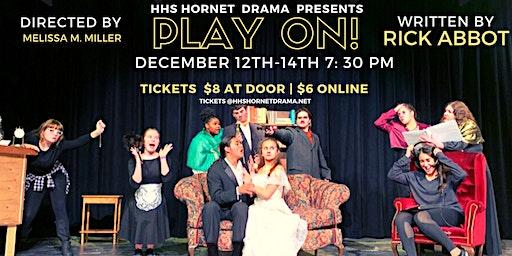 """Huntsville Theater - Play On"""" by Rick Abbott 12.14"""