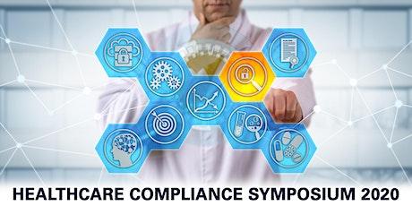 Healthcare Compliance Symposium 2020 tickets