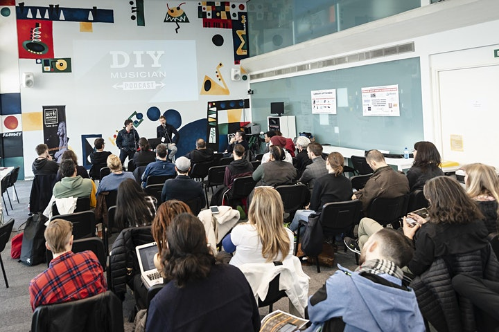 European DIY Musician Conference 2020  -   CANCELED image