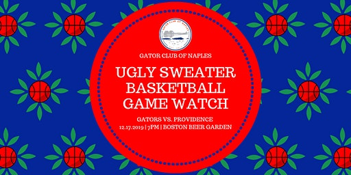 Ugly Sweater Basketball Watch Party
