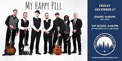 My Happy Pill at Valley River Inn Eugene