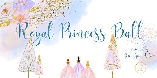 Paris' Royal Princess Ball