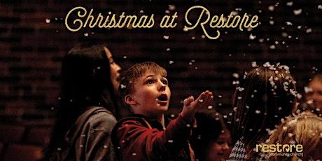 Christmas at Restore- Shawnee tickets