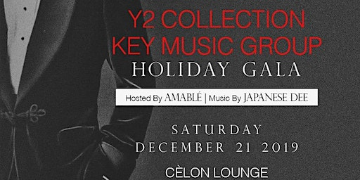 Y2 Collection & Key Music Group Holiday Gala 2019