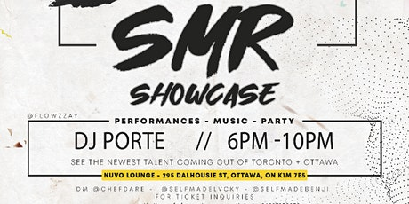 SMR Showcase tickets