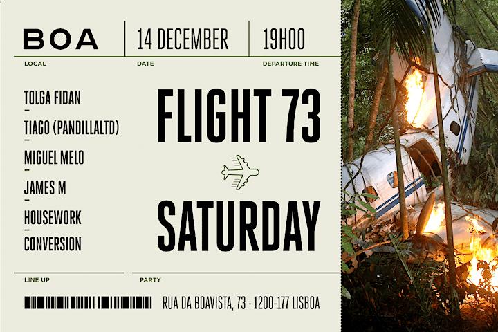 imagem Flight 73