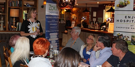 Chepstow Business Breakfast - Start 2020 with a Bang! tickets