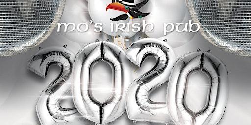 Mo's 2020 NYE White Party