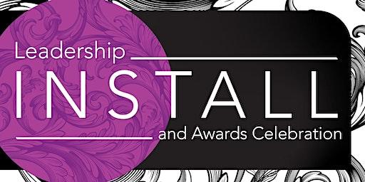 MAR Leadership Installation and Awards Celebration