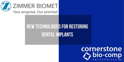 New Technologies For Restoring Dental Implants