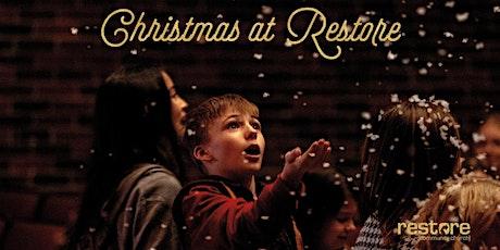 Christmas At Restore- Waldo tickets
