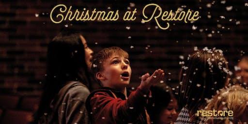 Christmas At Restore- Waldo