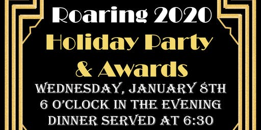 Roaring 20's Holiday Party & Awards