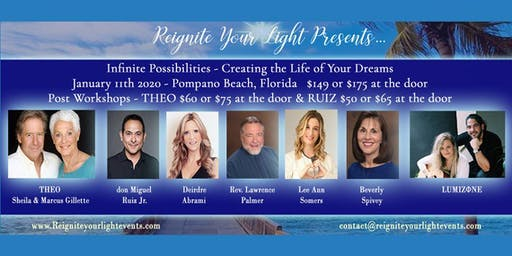 Infinite Possibilities ~ Creating the Life of Your Dreams