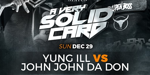 STREET STATUS PRESENTS: A VERY SOLID CARD