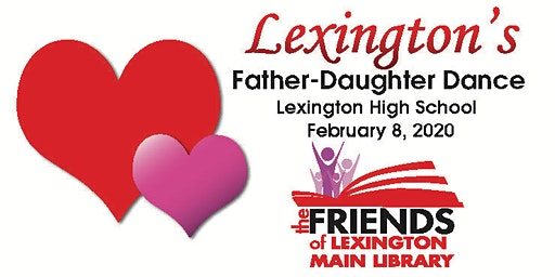 14th Annual Lexington's Father Daughter Dance