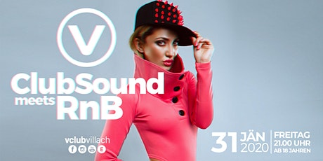 ClubSound meets RnB Tickets