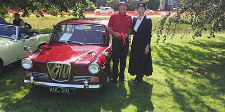 Hamsterley Hopping Classic Cars and Vintage Tractors tickets