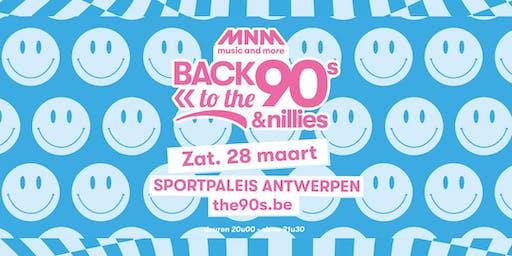 MNM Back to the 90s & Nillies 2020 - ZATERDAG 28 MAART