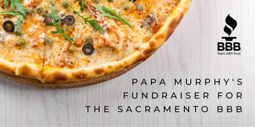 Papa Murphy's Fundraiser for the Sacramento BBB