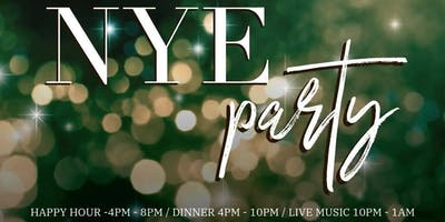 New Year's Eve at Plate Restaurant