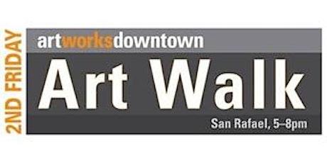 2nd Friday Art Walk tickets