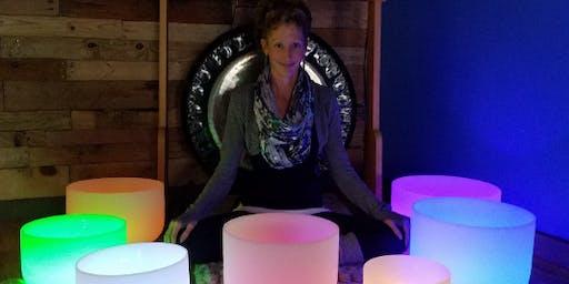 Yin Yoga and Sound Bath