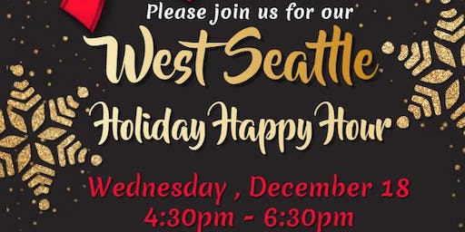 West Seattle Community Happy Hour!
