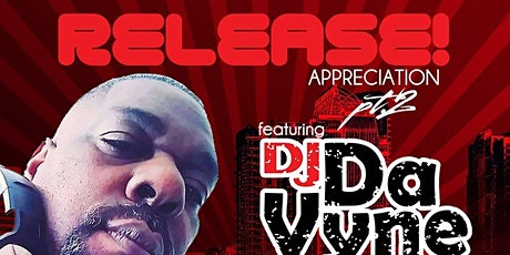 Release  New Years Eve Celebration (Appreciation Part 2) feat.DaVyne ATL/NY tickets