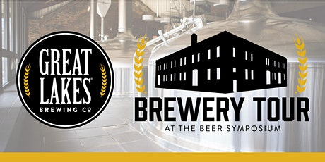 January Brewery Tours at Great Lakes Brewing Company tickets