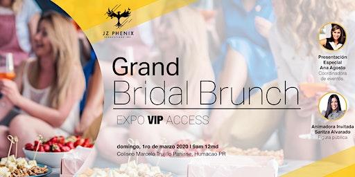 Grand Bridal Brunch | EXPO VIP Access