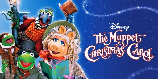 K-Woodlands Movies in the Woods Present: The Muppet Christmas Carol