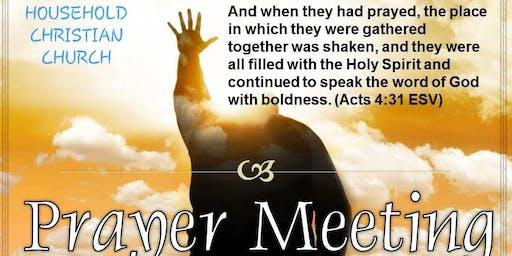 Free Prayer Meeting