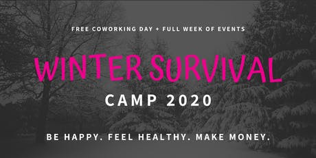 Winter Survival Camp 2020 tickets