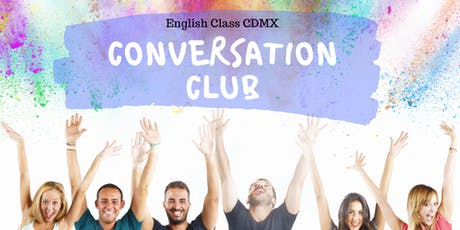 Free English Conversation Club Party! boletos