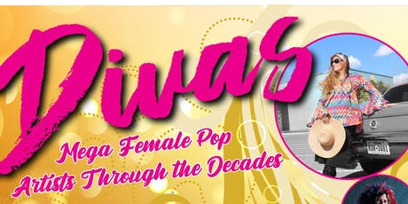 """""""Divas"""" Production -  VIP RESERVED SEATING FOR THE 2PM AND 6PM SHOW $15 per person entradas"""