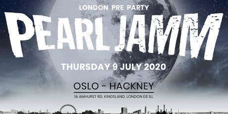 Pearl Jamm Pre Party at Oslo tickets